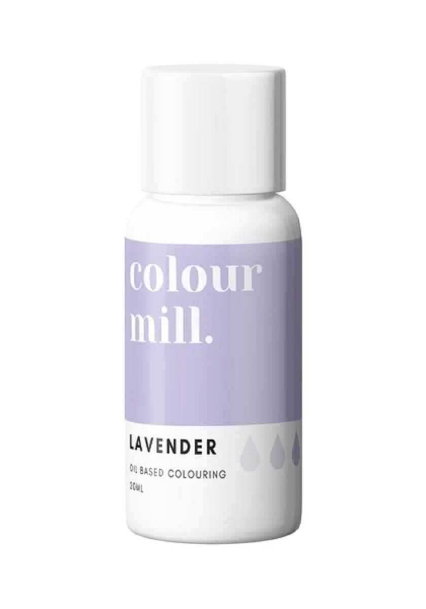 Colour Mill Oil Based Colour - LAVENDER   *NEW***