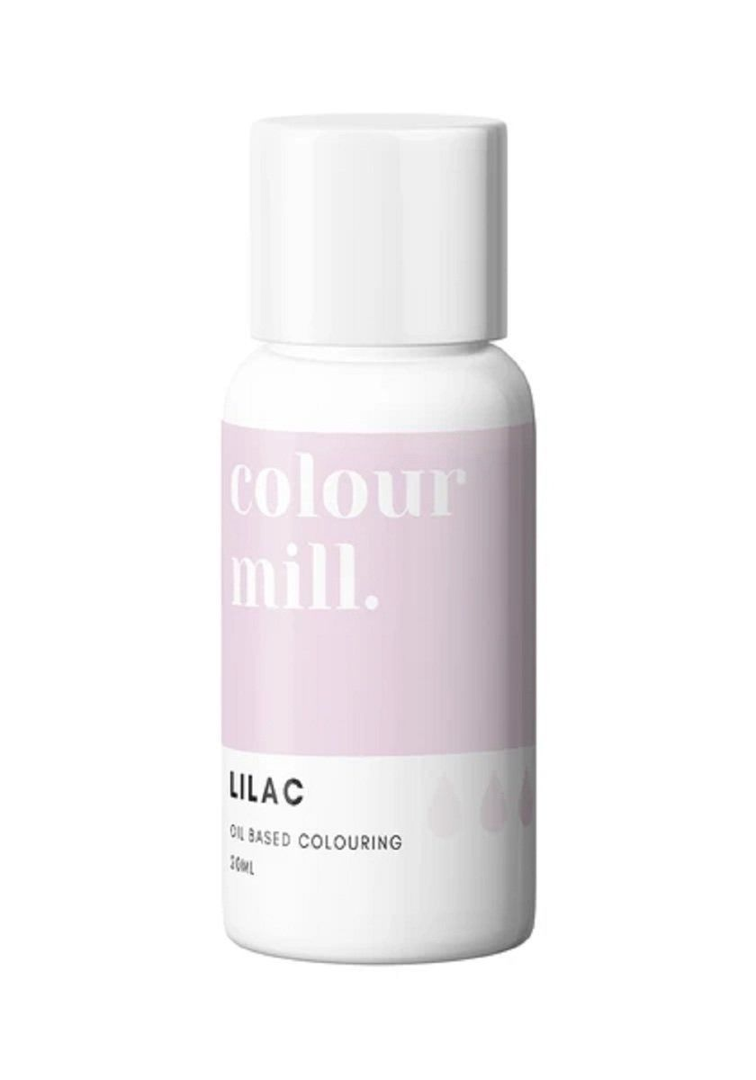 Colour Mill Oil Based Colour - LILAC   ***NEW***