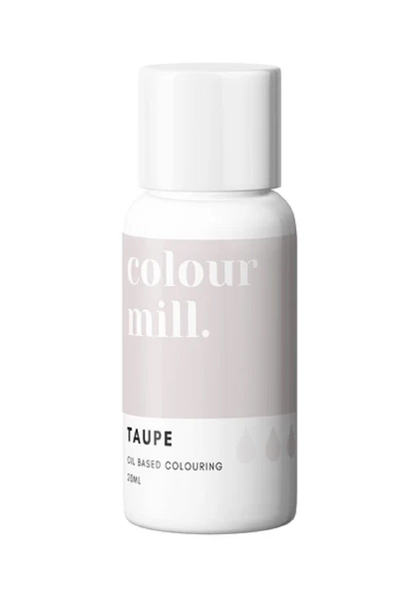 Colour Mill Oil Based Colour - TAUPE   ***NEW***