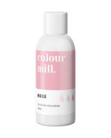 Colour Mill Oil Based Colour - ROSE PINK 100ml