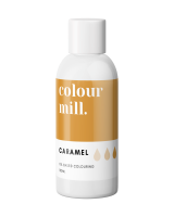 Colour Mill Oil Based Colour - CARAMEL 100ml