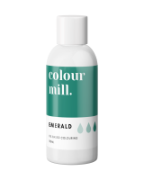 Colour Mill Oil Based Colour - EMERALD GREEN 100ml
