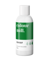 Colour Mill Oil Based Colour - FOREST GREEN 100ml