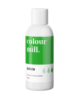 Colour Mill Oil Based Colour - GREEN 100ml