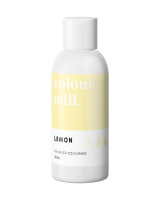 Colour Mill Oil Based Colour - LEMON 100ml