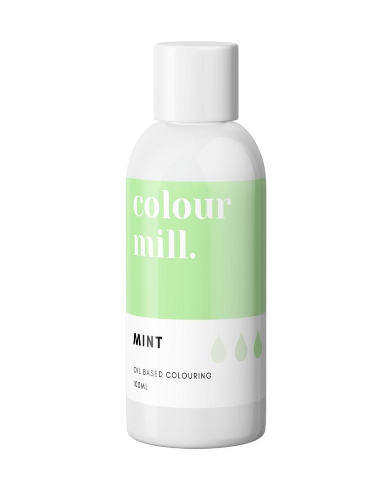 Colour Mill Oil Based Colour - MINT 100ml