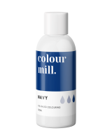 Colour Mill Oil Based Colour - NAVY BLUE 100ml