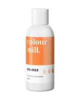 Colour Mill Oil Based Colour - ORANGE 100ml