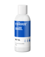 Colour Mill Oil Based Colour - ROYAL BLUE 100ml