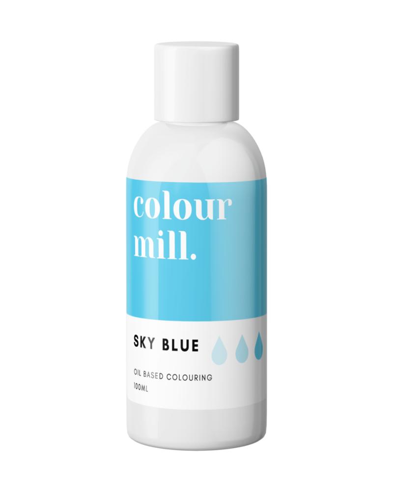 Colour Mill Oil Based Colour - SKY BLUE 100ml