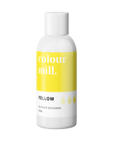Colour Mill Oil Based Colour - YELLOW 100ml
