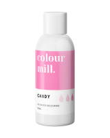 Colour Mill Oil Based Colour - CANDY PINK 100ml