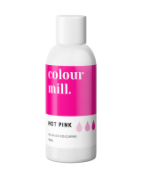 Colour Mill Oil Based Colour - HOT PINK 100ml