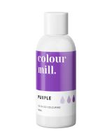 Colour Mill Oil Based Colour - PURPLE 100ml