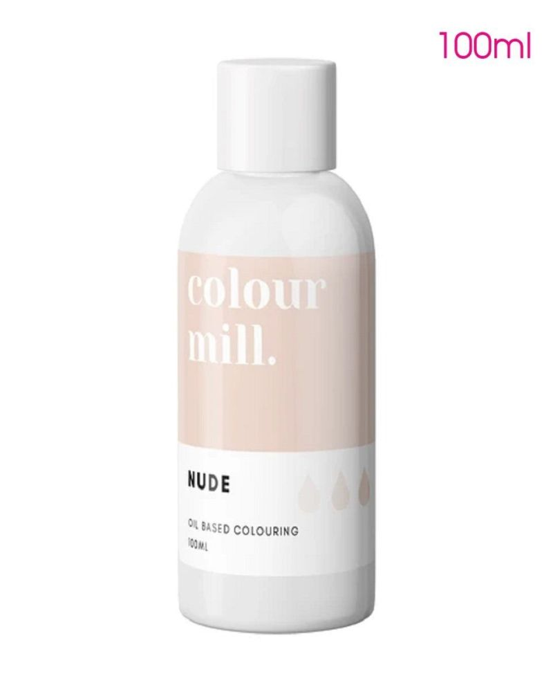 ***NEW*** Colour Mill Oil Based Colour - NUDE 100ml