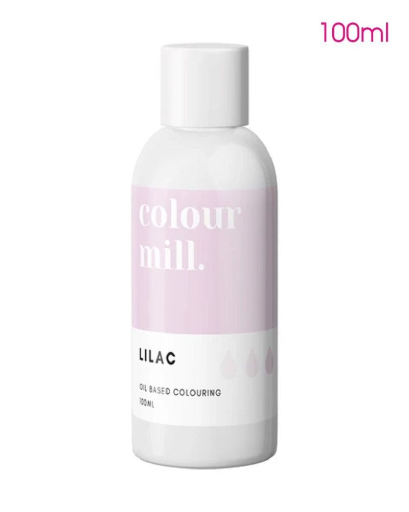 ***NEW*** Colour Mill Oil Based Colour - LILAC 100ml