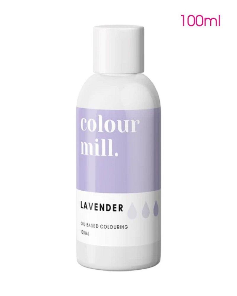 ***NEW*** Colour Mill Oil Based Colour - LAVENDER 100ml