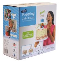 Surprise Cake Popping Stand - with a pop-up tube centre