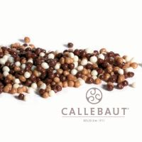 "Callebaut Crispearlsâ""¢ 60g - MINI Mixed White Dark & Milk"