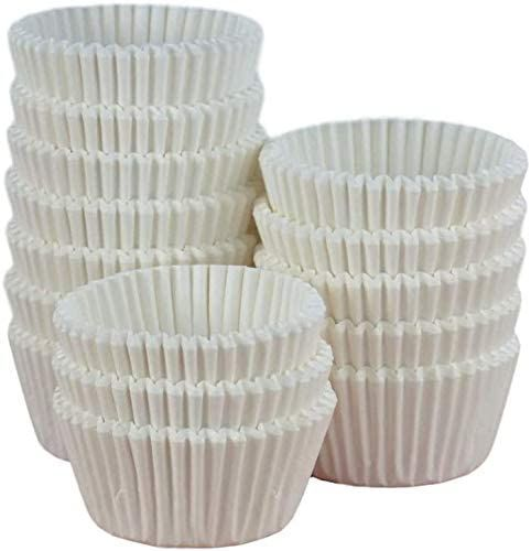 Economy Cupcake Cases 360 QTY Sleeve - White