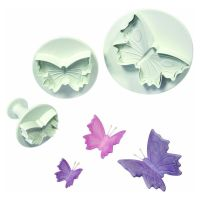 PME Butterfly Cutter Set x 3