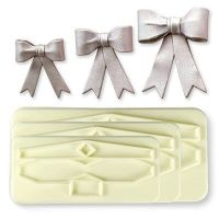 Bow Cutters x 3 LARGE set