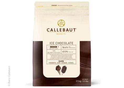 Callebaut Chocolate - ICE Dark 500g