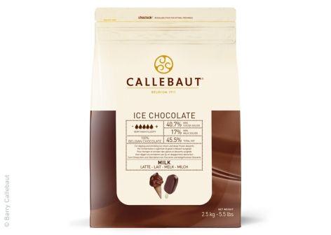 Callebaut Chocolate - ICE Milk 500g