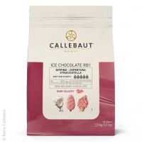 Callebaut ICE Chocolate - Ruby 500g