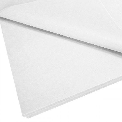 Cupcake Bouquet Box Accessory - Tissue Paper Pack - White