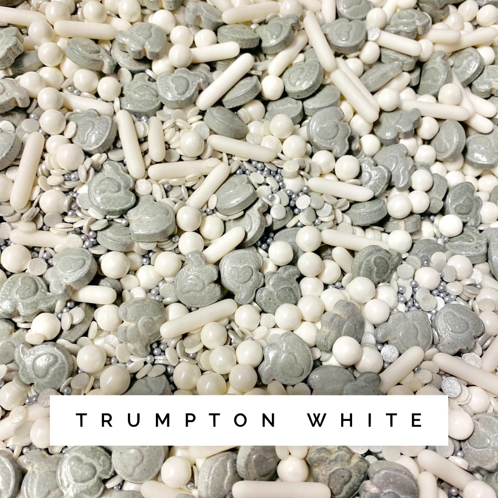 Purple Cupcakes Sprinkle Mix - TRUMPTON WHITE 90g