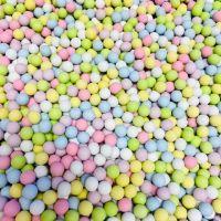 Large Sugar Pearls 10mm - Sorbet 70g