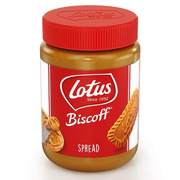 Sweet Treats - Lotus Biscoff Smooth Spread 400g