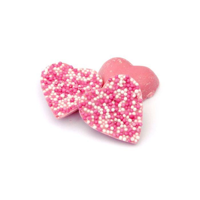 Sweet Treats - Pink Chocolate Hearts Jazzies