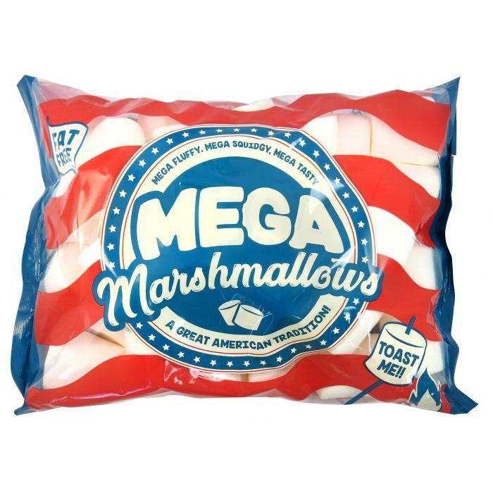 Sweet Treats - American Mega Marshmallows 550g Bag