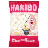 Sweet Treats - Haribo Chamallows Marshmallow Bag 1kg