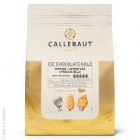 Callebaut ICE Chocolate - Gold 500g (Small bag)