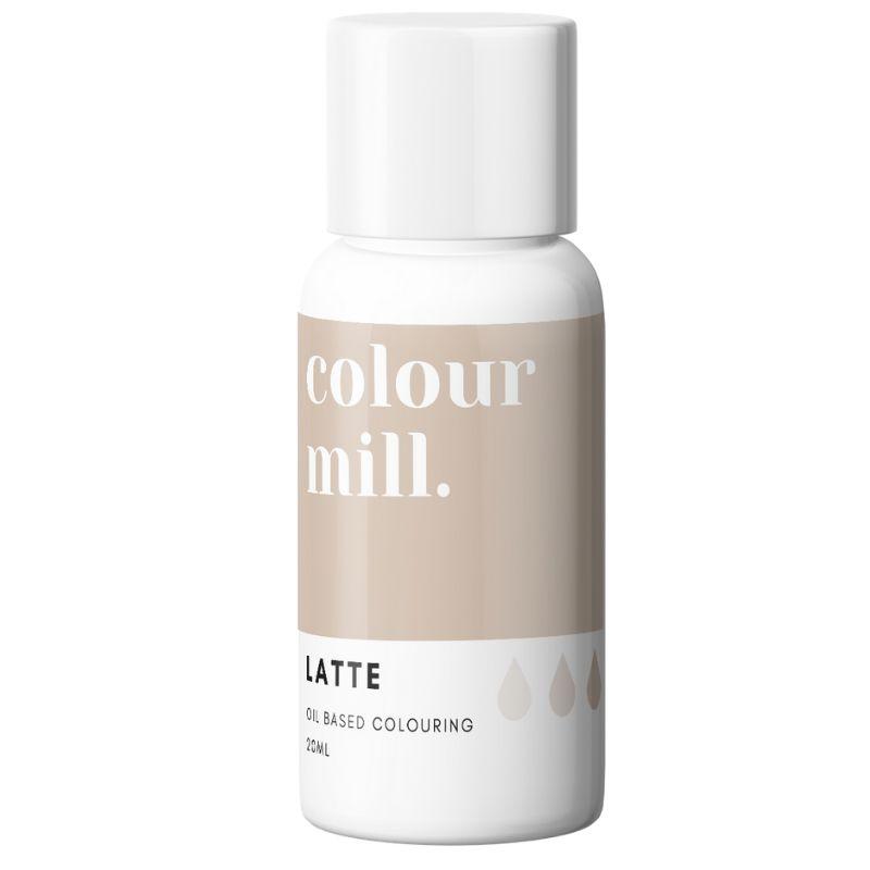 Colour Mill Oil Based Colour - LATTE 20ml