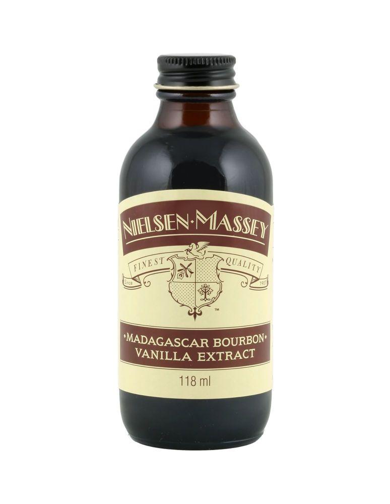 Nielsen Massey - Madagascar Bourbon Pure Vanilla Extract 118ml