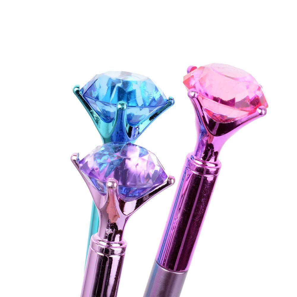 Large Mega Gem Diamond Pen (Choose Colour)