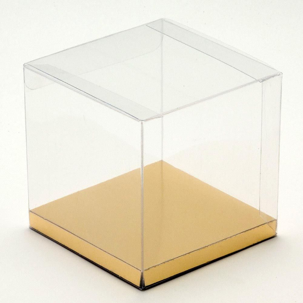 Transparent Boxes & Bases