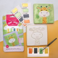 Sweet Sticks Paint Tabs for Paint Your Own - JUNGLE