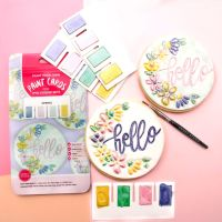 Sweet Sticks Paint Tabs for Paint Your Own - SPRING