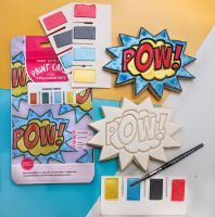 Sweet Sticks Paint Tabs for Paint Your Own - SUPER HERO
