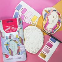 Sweet Sticks Paint Tabs for Paint Your Own - UNICORN