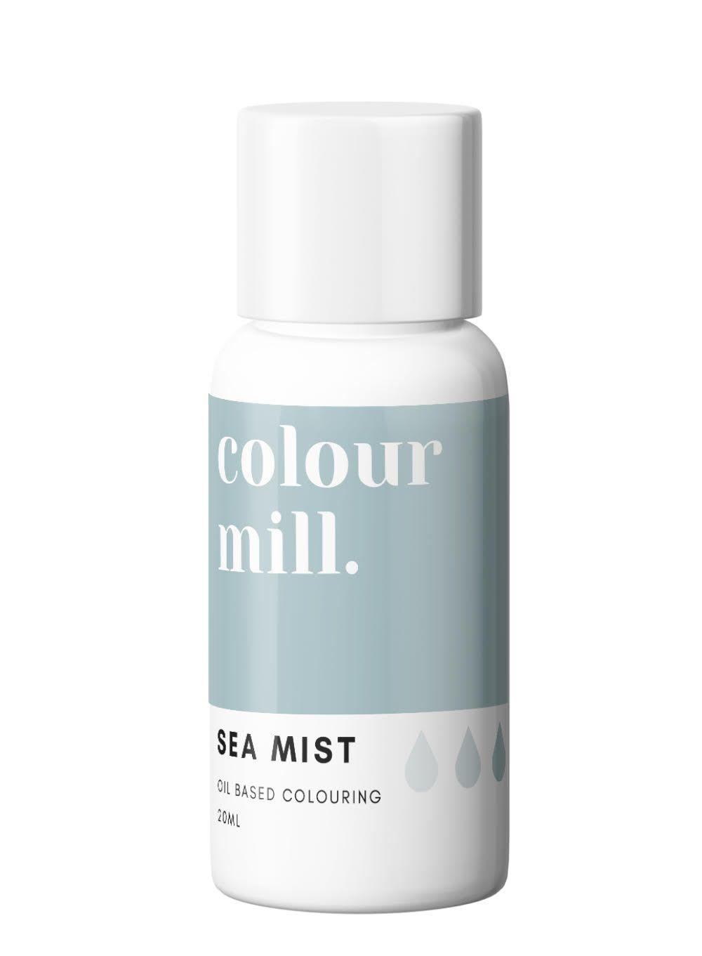 Colour Mill Oil Based Colour - Sea Mist  20ml