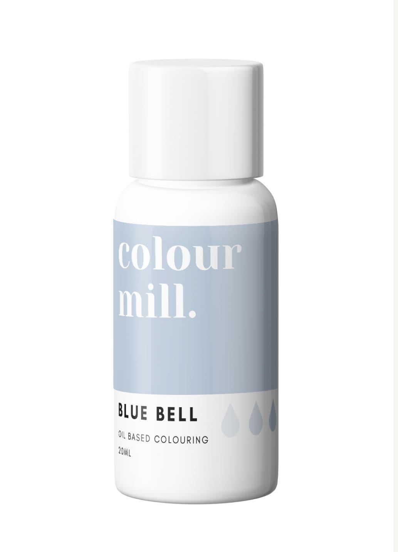 Colour Mill Oil Based Colour - Blue Bell  20ml