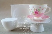 Zee Chik Designs Sugarcraft Moulds