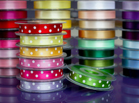 Ribbons & Washi Cake Board Tape
