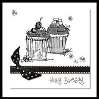 Cake & Cupcake Greetings Cards